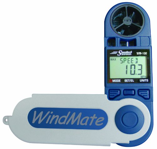 Speedtech - Estación meteorológica portátil