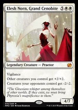 Magic: the Gathering - Elesh Norn, Grand Cenobite - Modern Masters 2015 by Magic: the Gathering