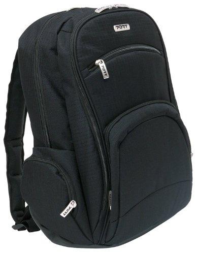 """41jmK8X8x+L - Port Designs Aspen 15"""" 4 15.4"""" Mochila Negro - Funda (Mochila para Tablet, 39,1 cm (15.4""""), 1,17 kg, Negro)"""