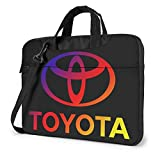 To_Yota Laptop Sleeve Bag Laptop Shoulder Messenger Bag