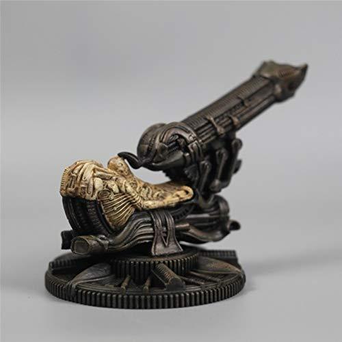 Alien vs. Predator Prometheus Space Jockey Alien Artillery Model Statue Resin Action Figure Toy
