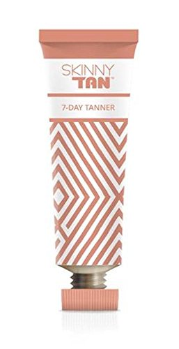 Skinny Tan 7 Day Tanner Instant Tanning effect with a Developing Self Tan that lasts for days!