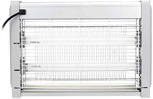 XMZWD Mückenschutz Elektrische Fliegenklatsche Fliegenfalle Insektenvernichter Mückenfalle LED Moskito-Mörder 220V Insektenfliege Insektenfalle Fallenfänger Gartenlampe Haus liefert,20w