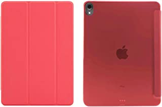 JCPal Joy-Color Ultrathin Clear Case (Red), for iPad Pro 11-inch