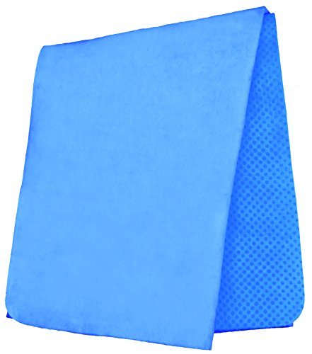 Trixie 23375 Handtuch, 66 × 43 cm, blau