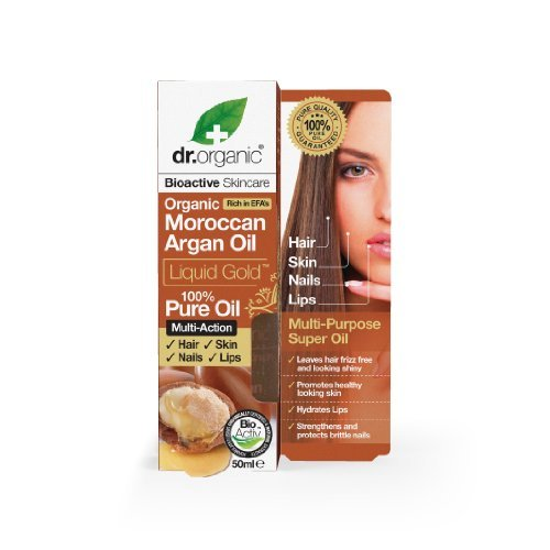 Dr. Organic Argan Pure Oil 50 ml by Dr. Organic