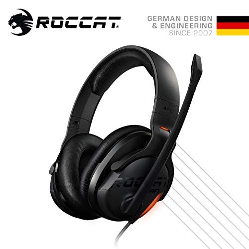 ROCCAT Khan AIMO 7.1ch・ハイレゾ対応RGB ゲーミング・ヘッドセット 正規保証品