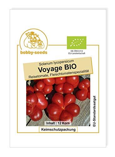 Voyage Reisetomate BIO-Tomatensamen von Bobby-Seeds Portion