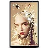 Tablet 10.1 Pulgadas DUODUOGO Android 10, 4GB RAM Tablet 64GB ROM Quad Core 1.3 GHz Tablet PC 4G LTE Wi-Fi 8000mAh SIM y TF 8MP Cámara, Tablet 10 Pulgadas Baratas y Buenas con Funda