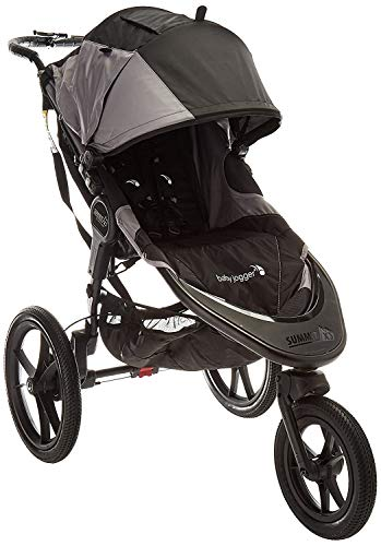 Baby Jogger Summit X3 Jogging Stroller - 2016 | Air-Filled...