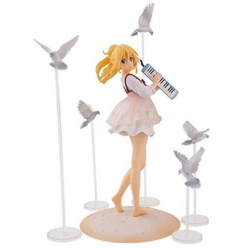 N / A Anime Keyboard Girl Model