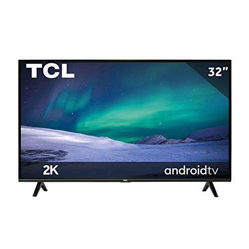 TV TCL 32' HD Android TV LED 32A325