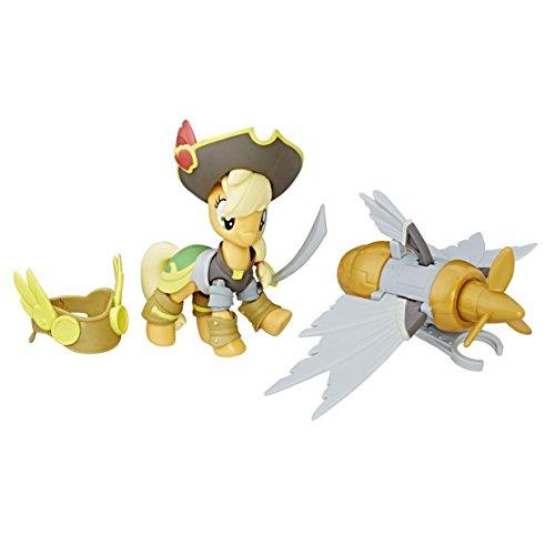 My Little Pony C3344EL2 - Figura de Applejack Pirata