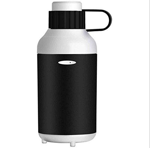 Aroma Essential Diffusor Ultraschall Luftbefeuchter 50ML Öl Elektrische Aromatherapie Cool Mist, Luftreiniger , white
