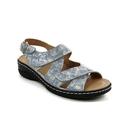 Belvida - Sandalen für: Damen, Beige - beige - Größe: 35 EU