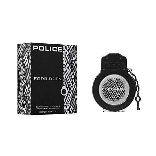 Police Forbidden Eau de Toilette pour Homme 30 ml