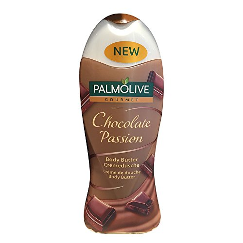 Palmolive Gourmet Chocolate Passion Body Butter Wash 250 ml / 8.4 oz
