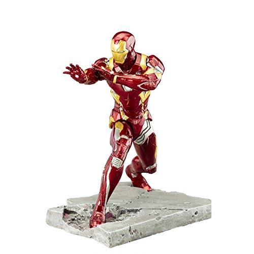 Kotobukiya Captain America: Civil War: Iron Man Mark 46 ArtFX+ Statue image