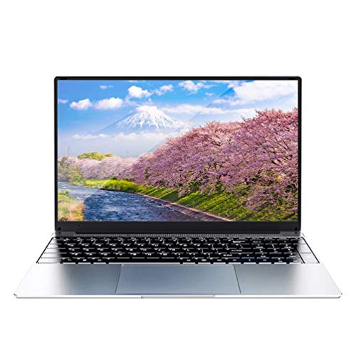 Windows 10 Pro OS, 15.6 inch Laptop Notebook , Geschäftsbüro-Notizbuch, Intel Core J4125 CPU, 8GB RAM 128GB SSD, Full HD 1920 x 1080, Z9