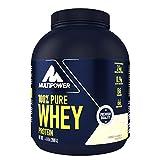 Multipower 100% Pure Whey Protein – wasserlösliches Proteinpulver mit Vanille Geschmack –...