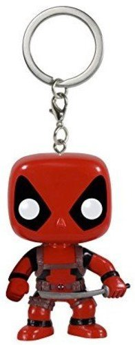 Funko - POP Keychain: Marvel - Deadpool