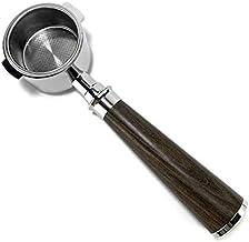 مقبض لحمل فلتر القهوة بدون قاعدة مقاس 51 ملم لماكينة تحضير قهوة الاسبريسو من ديلونجي موديل D08F
