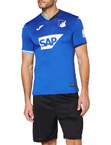 TSG 1899 Hoffenheim Herren TSG-Trikot Home 20/21, Blau, M