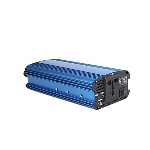 Convertidor de Coches convertidor portátil 4000 w senoidal Reproductor de DVD camión