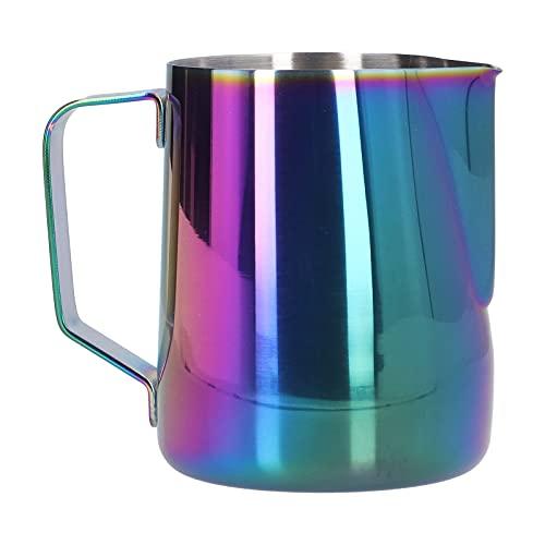 Jarra De Café, Taza Multiusos Colorida Del Vaporizador De La Categoría Alimenticia De 600ml Para El Hogar Para El Restaurante