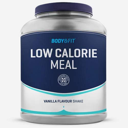 Body & Fit Low Calorie Meal Vainilla 2030 gramos (35 batidos)
