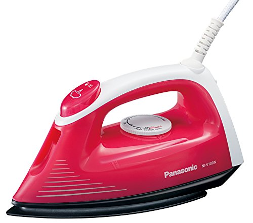 Panasonic NI-V100NPARM 1200-Watt Steam Iron (Pink)