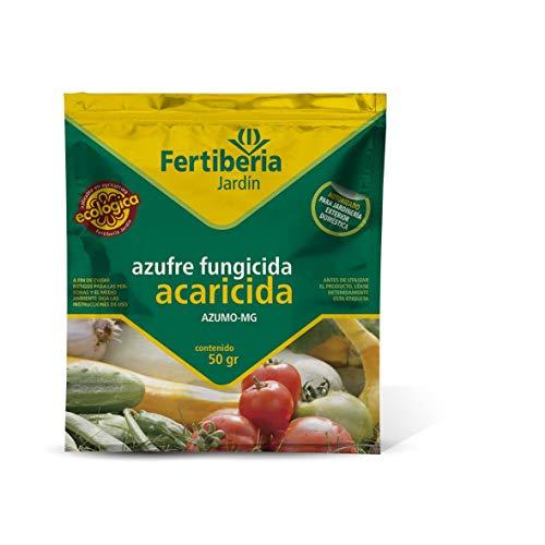 Fungicida Acaricia Azufre 50 Gr Fertiberia