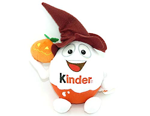 Kinder Überraschung, Kinderino Halloween Eiermann 2012 Belgien (Plüschfiguren)