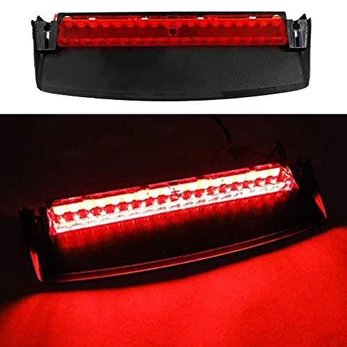 Rote Linse LED dritte Bremsleuchte – Hinten High Level Bremslicht für A4 B8 Limousine 2008–2015 UK 8K5945097