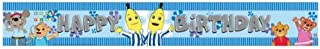 Bananas in Pyjamas Happy Birthday Party Character Banner Foil