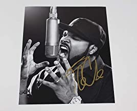 Ice Cube NWA Straight Outta Compton Signed Autographed 8x10 Glossy Photo Loa
