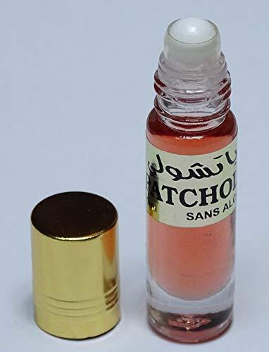 equal earth Neue reines patchouli rolle auf parfüm marokkanischen Öl duft natürlichen alkoholfrei
