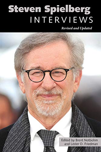 Steven Spielberg: Interviews, Revised and Updated (Conversations with Filmmakers Series)