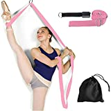 NetEraEU Leg Stretcher,Perfect Home Portableleg Stretcher Gymnastic,Back Bend Assist Trainer-to Improve Back and Waist Flexibility,Leg Stretching Straps for Yoga,Ballet and Gymnastics Training