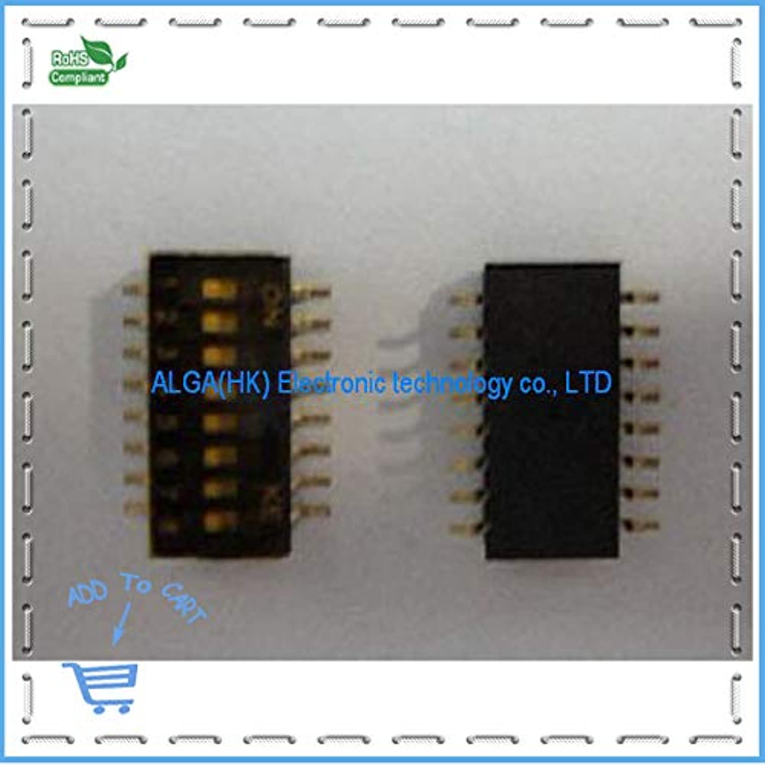 IC SMD Thin DIP h 8 8P 1.27MM Pitch Toggle h