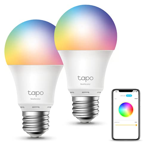 TP-Link Tapo Ampoule Connectée Wifi, Ampoule LED 8.7W...