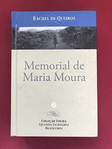 Memorial de Maria Moura - Capa Dura