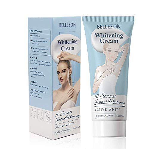 professional Whitening cream, whitening cream, effective whitening cream for knees, elbows, forearms, etc.