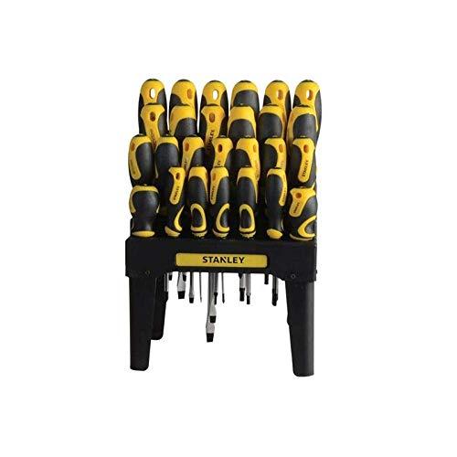 Stanley 062142 Screwdriver Set in Rack 26 Piece
