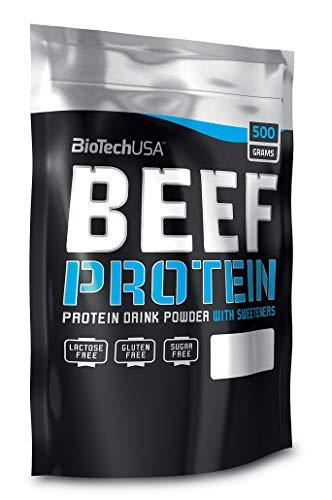BiotechUSA Beef Protein Schokolade-Kokosnuss 500g