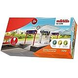 Märklin 72213' Bahnsteig mit Licht-My World Fahrzeug, Bunt