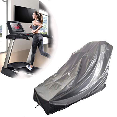 Profesión Cubierta para Cinta de Correr,Tela Oxford 210D Impermeable y Resistente a los Rayos UV con baño,a Prueba de Polvo,plegable200x95x150cm