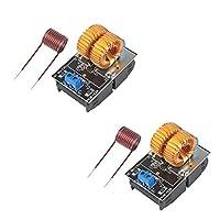 誘導加熱ボード 5V〜12V ヒーターコイル 交換部品 2個y入り 加熱コイル