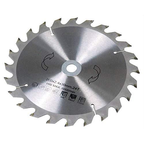 Hoja de sierra FERM (200x30/16 – T24)