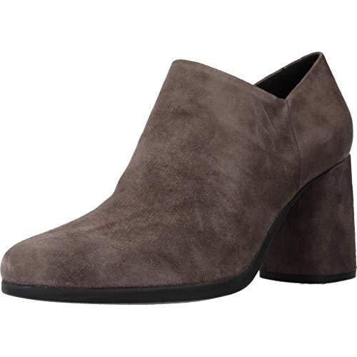 Geox Stivali per Le Donne, Colore Marrone, Marca, Modello Stivali per Le Donne D Calinda High Marrone